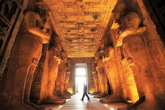Endagstur til Abu Simbel