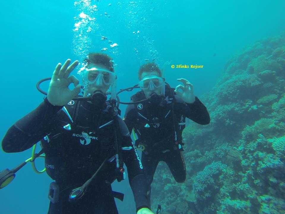 Hurghada: Intro-dykning 2020