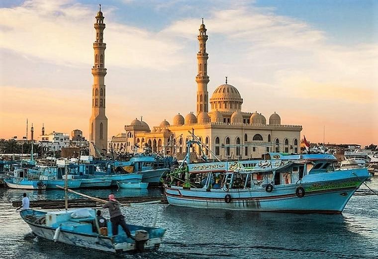 Hurghada: Privat byrundtur med dansktalende guide