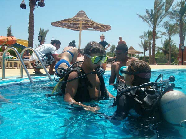 Diving Course-Open Water
