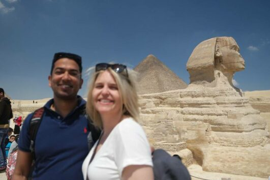 Endagstur til Kairo med fly