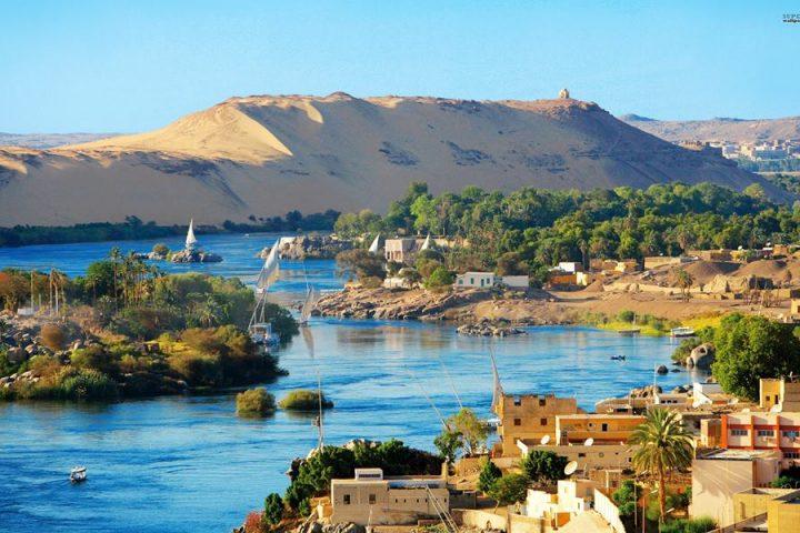 Endagstur til Aswan
