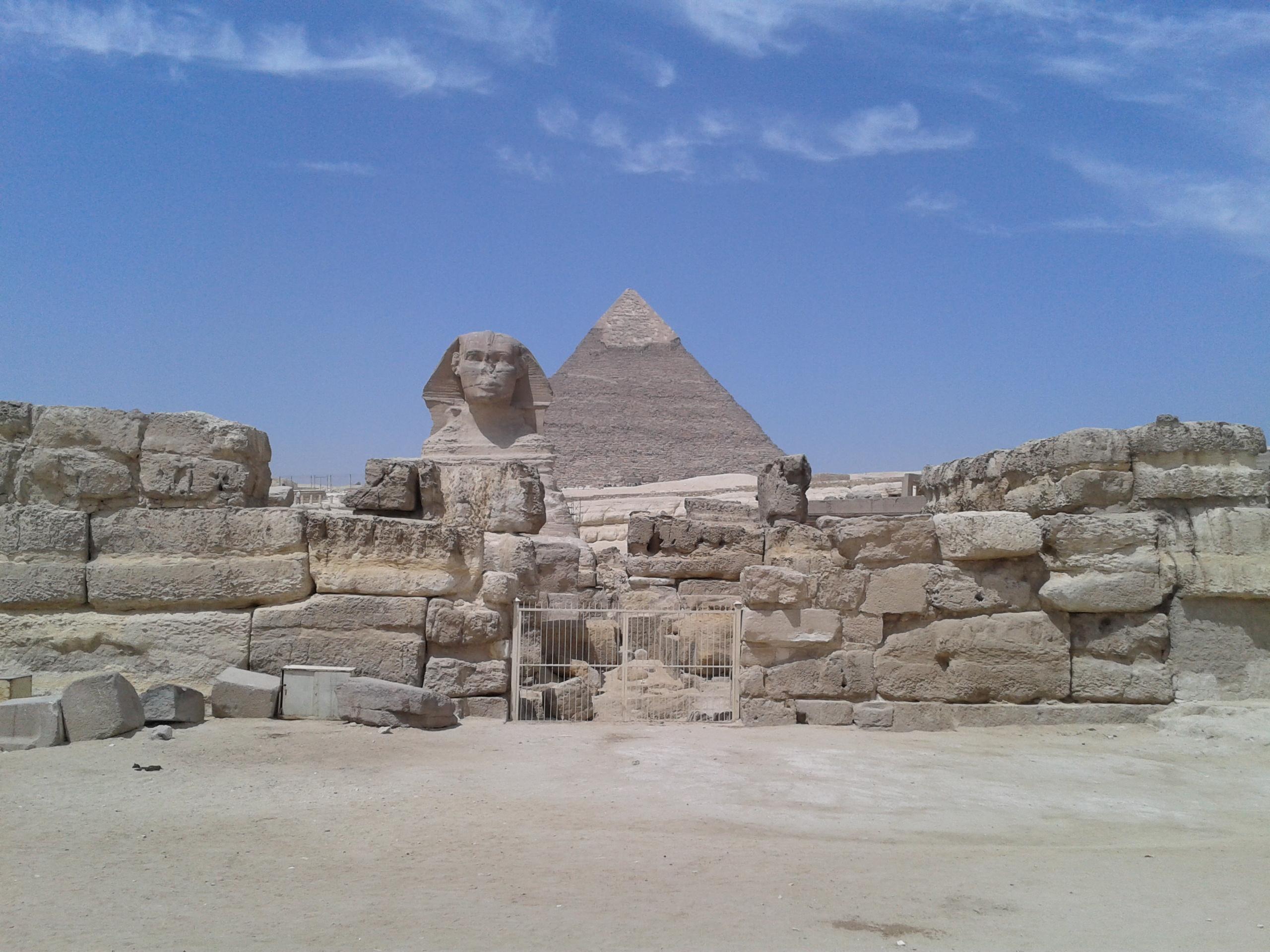 Giza Pyramiderne, Memphis og Sakkara
