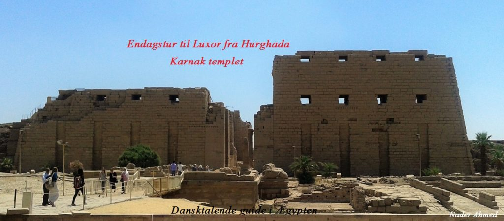 Tagesausflug nach Luxor