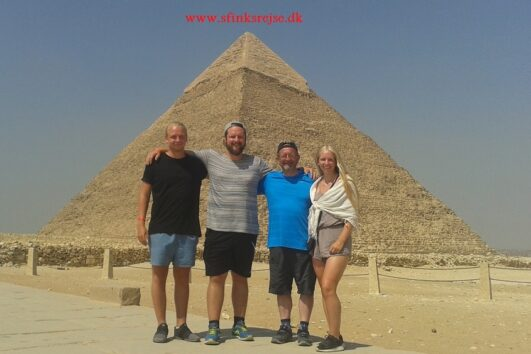 A day-trip to Cairo by bus