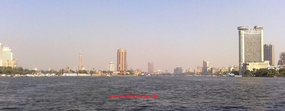 Endagstur til Cairo