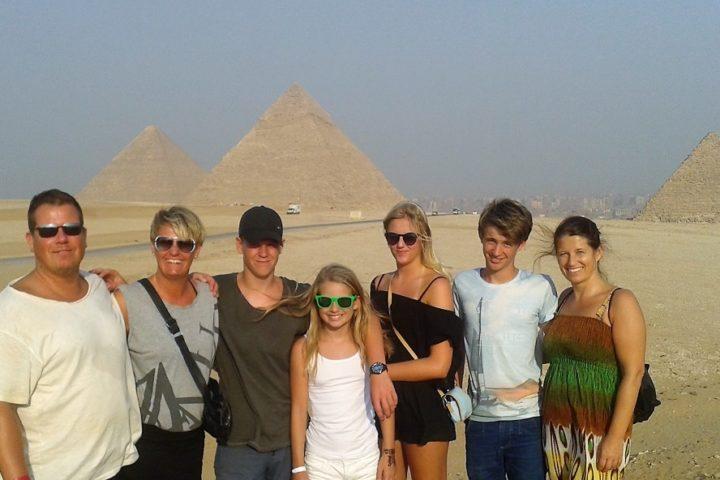 12 Dages Rundrejse med dansktalende guide i Egypten