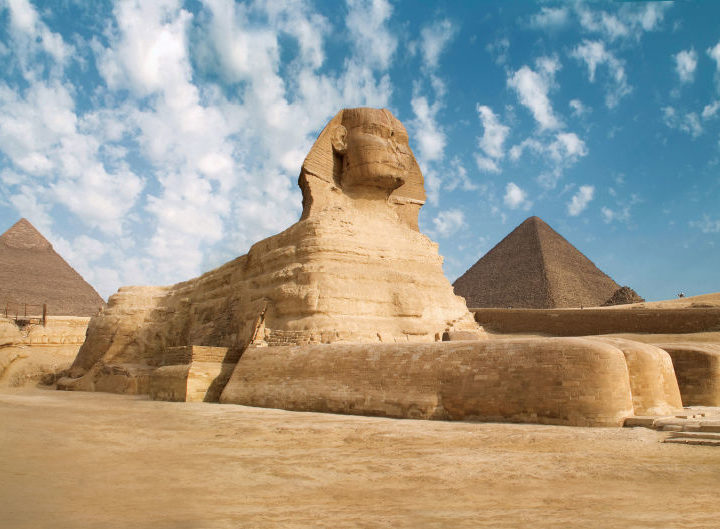 Vip endagstur til Cairo med bus