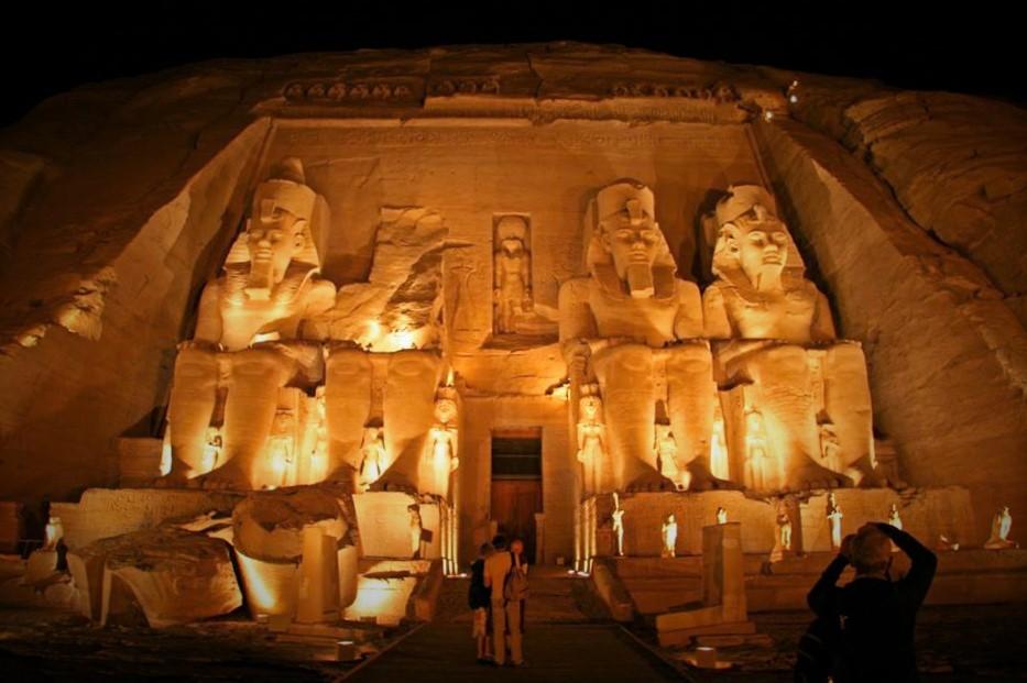 Abu Simbel templet