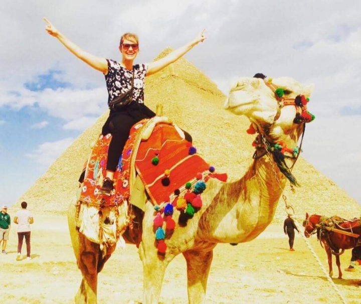 VIP Endagstur til Cairo med fly
