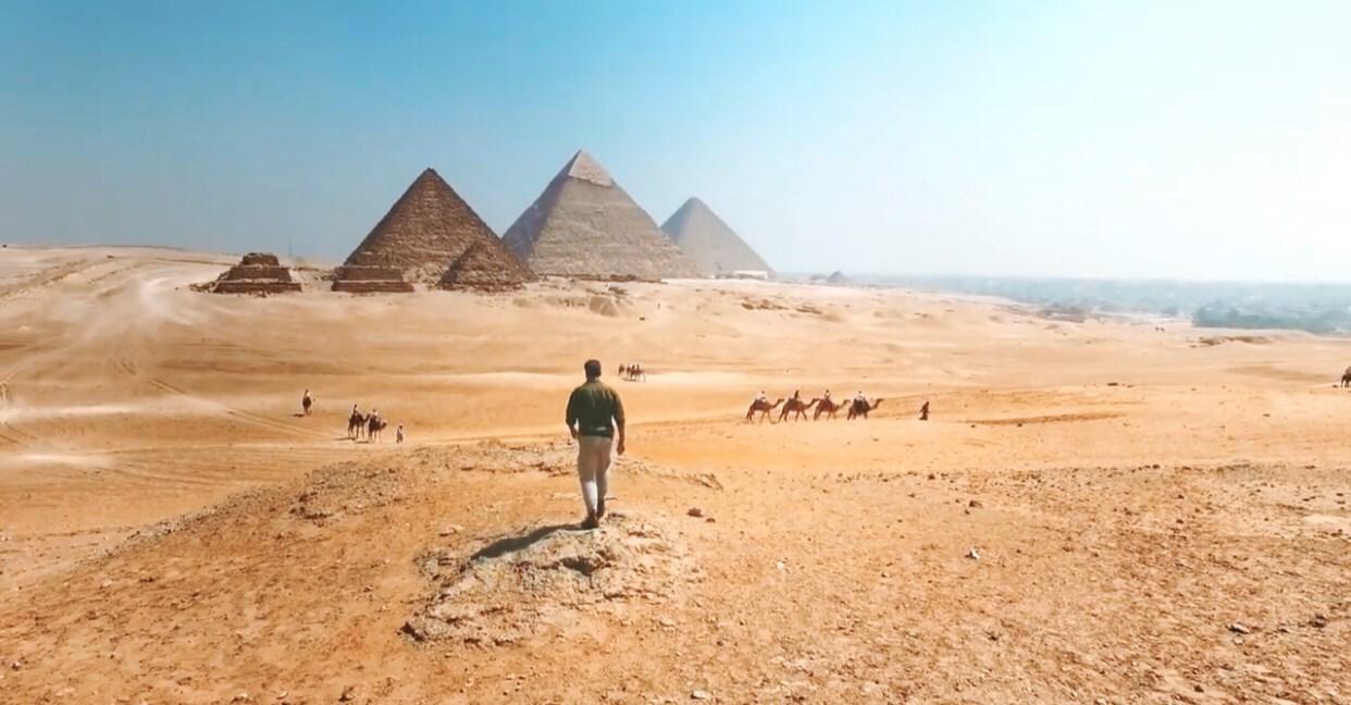 Spirituel rejse Cairo-Hermopolis