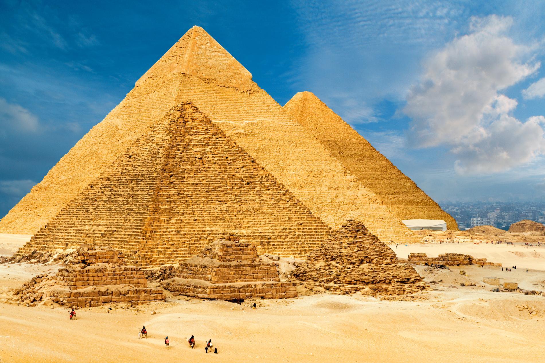 5 dages Ørken safari i Egypten