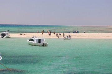 Snorkleudflugt til Utopia-Øen