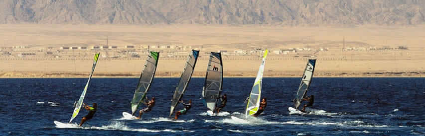 Safaga Windsurfing