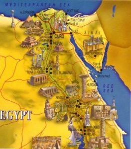 Sikkerhed i Egypten