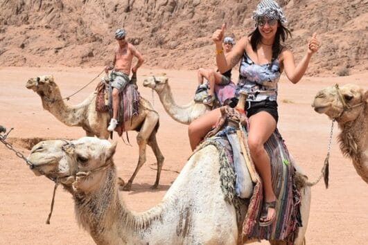 Super Safari fra Sharm El Sheikh