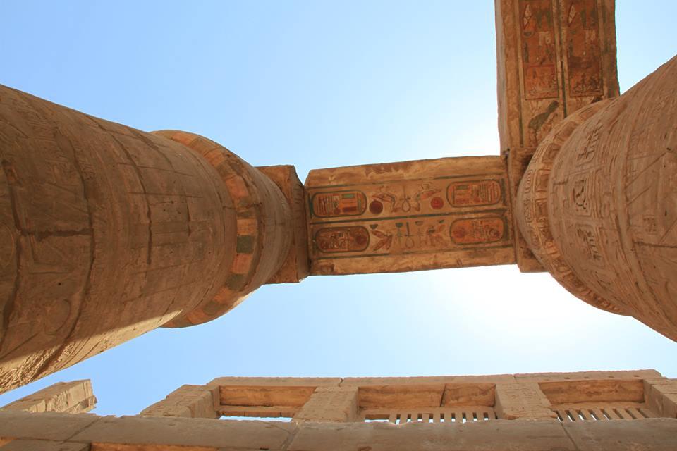 Karnak templet