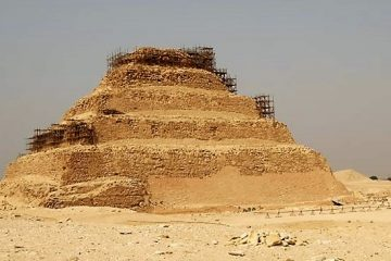 Pyramiderne, Memphis og Sakkara