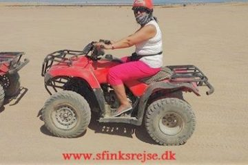 Hurghada: Aften ATV Safari 2020