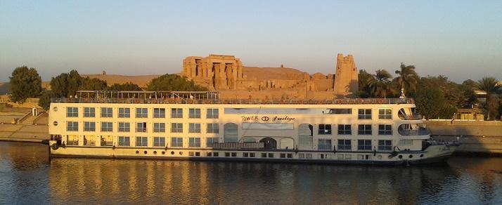 5 Dages Nilkrydstogt fra Luxor to Aswan