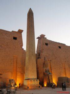 Luxor templet