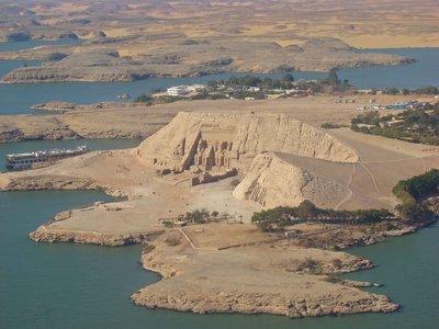Tur til Abu Simbel med fly