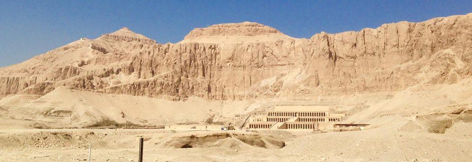 Hatshepsuits døds templet