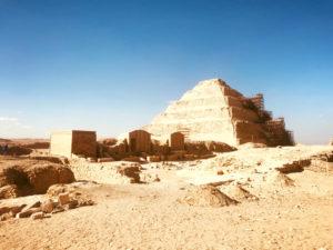 Cairo -Sakkara