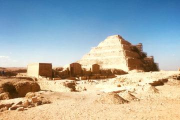 Giza Pyramiderne, Memphis og Sakkara - Cairo