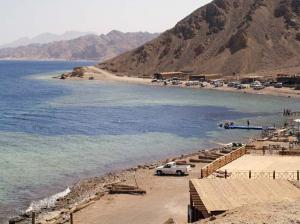 Udflugt til Abu Galum og Det Blå Hul