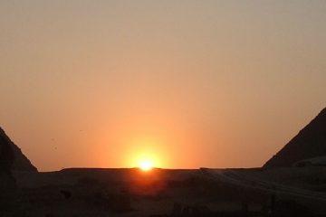 Spiritual tour of the interior of Egypt