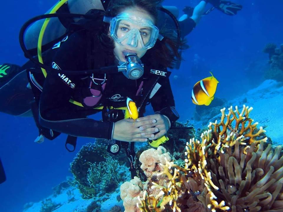 Professionel Dykning Hurghada