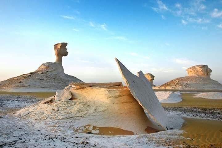Spirituel rejse til den hvide Ørken