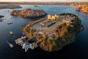 Philae øen
