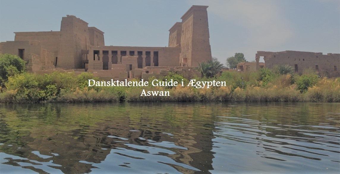 8 Dages Rundrejse i Egypten med dansk guide