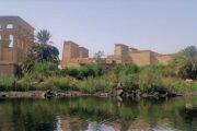 Philae Templet Aswan