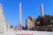 Templet i Karnak Luxor