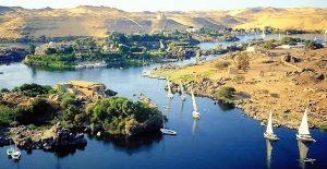 Nilen Egypten