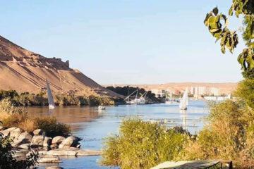 3 dages Nilkrydstogt fra Aswan til Luxor med Dansk Guide