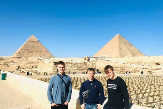 Cairo/Luxor