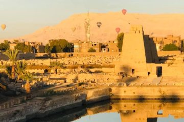 VIP Endagstur til Luxor med fly fra Sharm El Sheikh