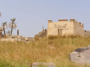 Khnum Templet