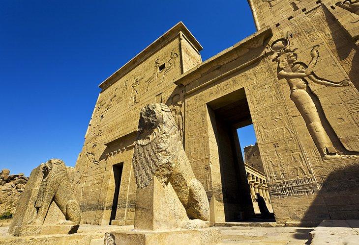5 Dage Nilkrydstogt fra Luxor til Aswan