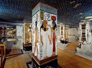 Graven af Dronning Nefertari