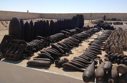 Al Alamein Egypten